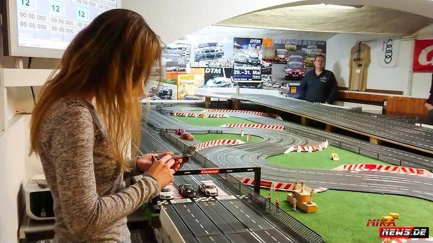 MikaNews.de zu Besuch bei den Slotcar-Racer