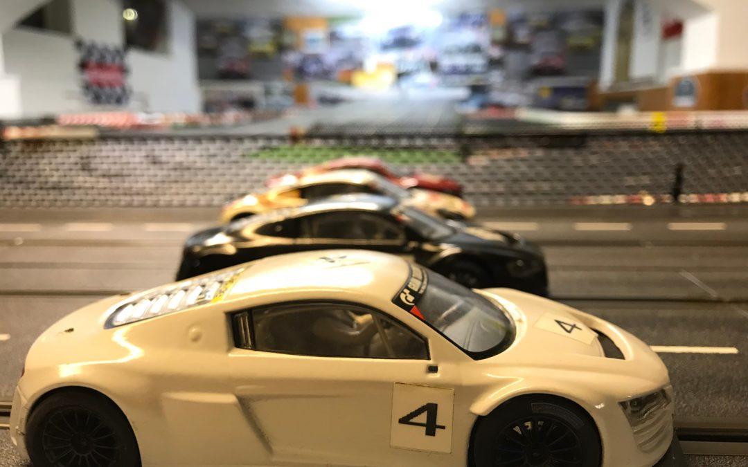 Das vierte Rennen des Audi-Carrera-Cup 2017/18