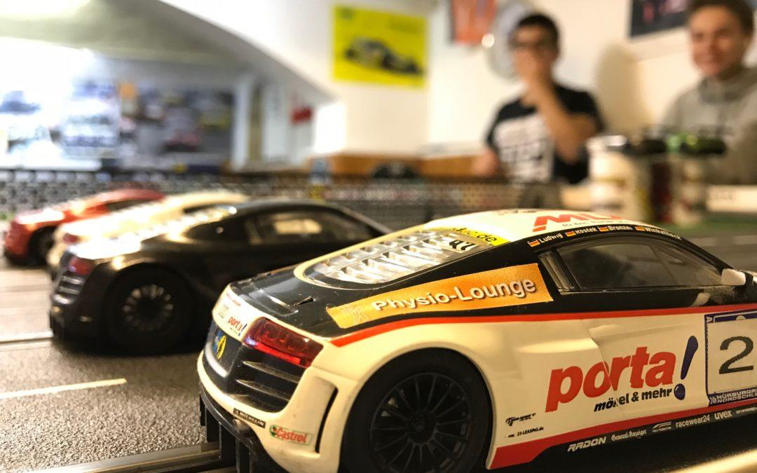 Bericht über das vierte Rennen des Audi-Carrera-Cup
